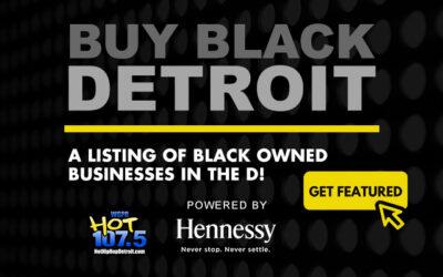 Buy Black Detroit